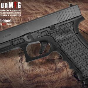 Glock 17 T12 Laser Stippling
