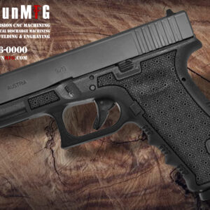 Glock 17 T20 Laser Stippling