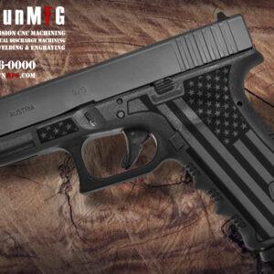 Glock 17 T27 Laser Stippling