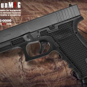 Glock17 Laser Stippling T6 Pattern
