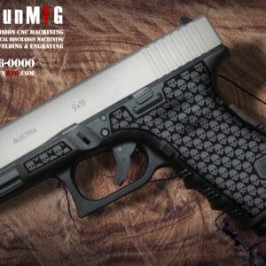 Glock 19 Laser Stippling T15