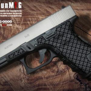 Glock 19 Laser Stippling T23