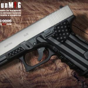 Glock 19 Laser Stippling T27