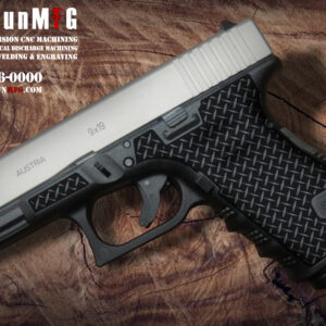 Glock 19 Laser Stippling T28