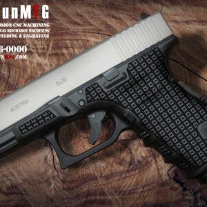 Glock 19 Laser Stippling T4
