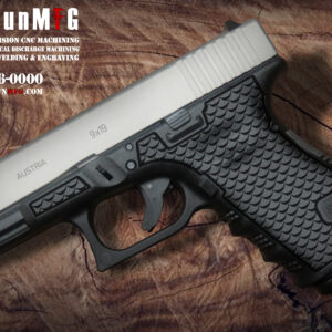 Glock 19 Laser Stippling T9